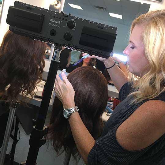 Terri Tomlinson Makeup Educator